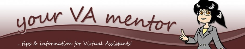 Your VA Mentor – Virtual Assistant Training, Coaching and Mentoring